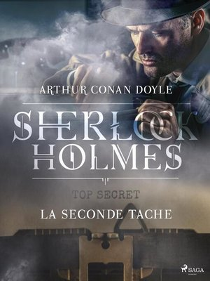 cover image of La Seconde Tache